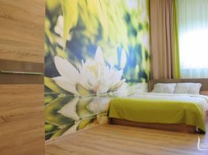 дизайн интерьера спальни жк мичуринский