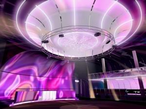 концепт музыкального клуба танцпол