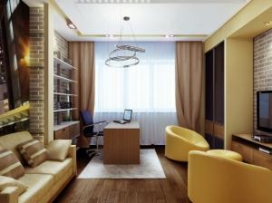 комната для мальчиков в современном стиле