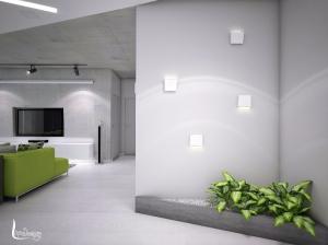 Гостиная современный интерьер