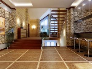второй этаж коттедж современный стиль