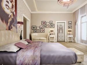 спальня для молодой девшуки